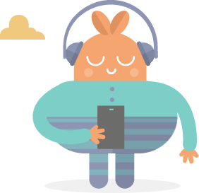 Rust in je kop met Headspace