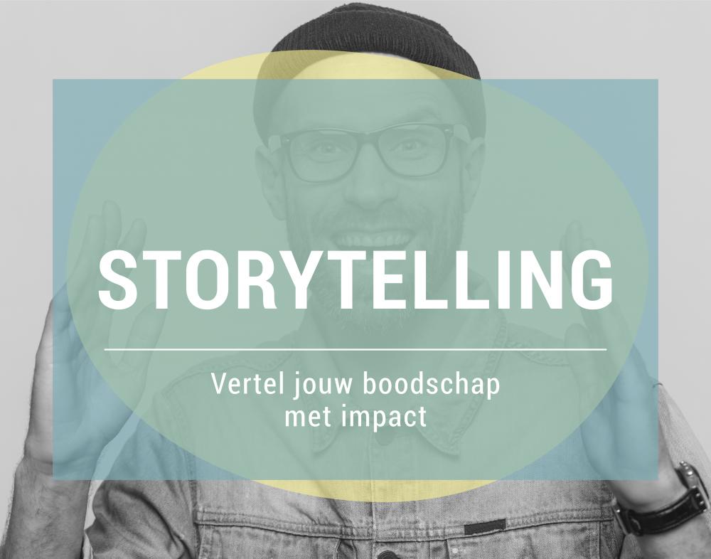 Storytelling Incompany Training