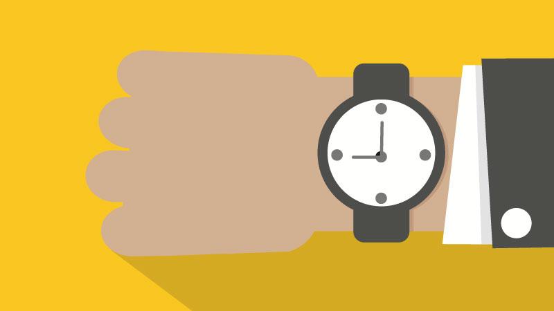 Tijd voor belangrijke dingen; plan een gouden uur