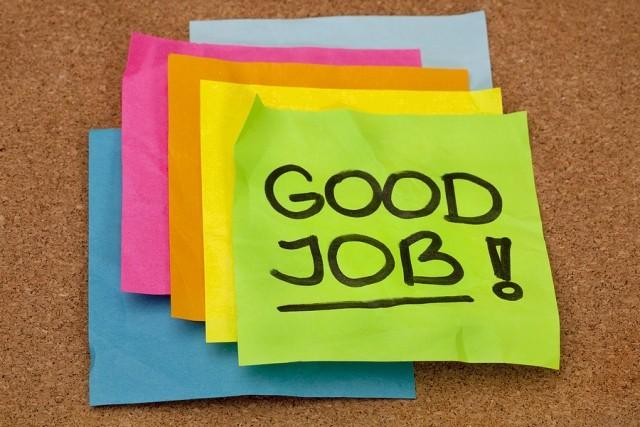Complimenten verhogen performance