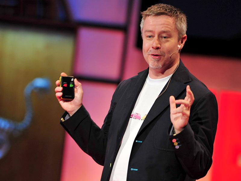 Tim Brown over creativiteit en spelen