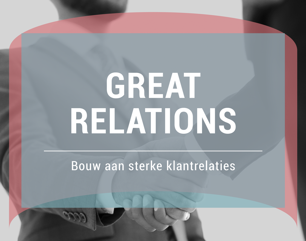 Jobtraining InCompany GreatRelations