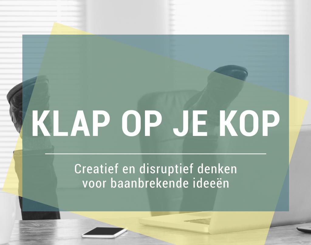 Jobtraining InCompany KlapOpJeKop
