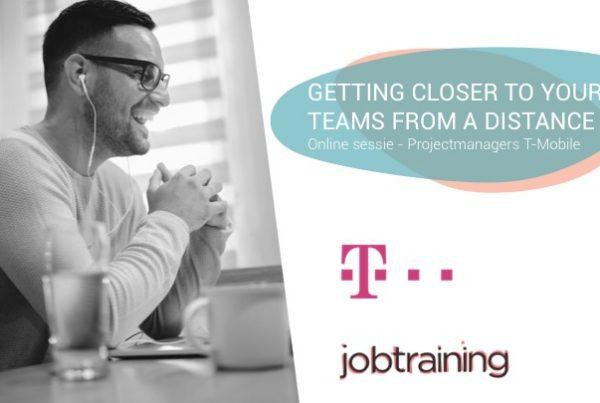 verbinden met je team op afstand